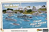 Warlord Games Cruel Seas: Italian Regia Marina Flee