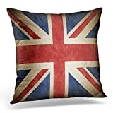 TOMKEYS Throw Pillow Cover Great Britain