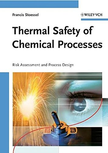 (Thermal Safety of Chemical Processes: Risk Assessment and Process Design)