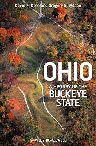 Ohio  A History Of The Buckeye State