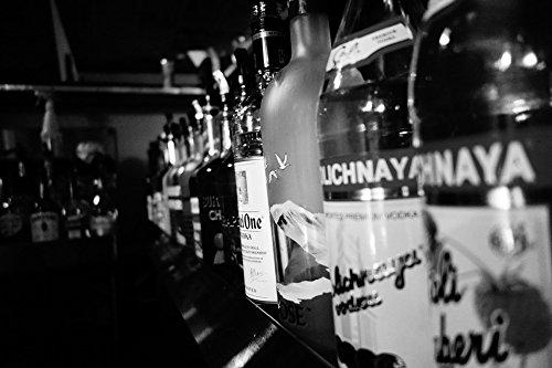 Home Comforts LAMINATED POSTER Stoli Vodka Rail Bar Stolichnaya Alcohol Poster -