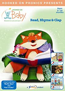 Hooked on Baby: Read, Rhyme and Clap