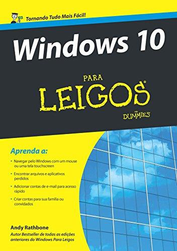 Windows 10 Para Leigos