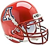 NCAA Arizona Wildcats Collectible Alt 3 Mini Helmet, Scarlet
