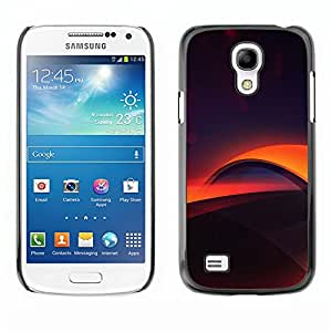 Be Good Phone Accessory // Dura Cáscara cubierta Protectora Caso Carcasa Funda de Protección para Samsung Galaxy S4 Mini i9190 MINI VERSION! // Digital layers