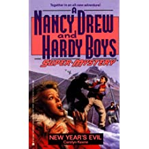 NEW YEAR'S EVIL (NANCY DREW HARDY BOY SUPERMYSTERY )