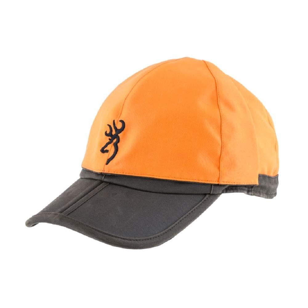 Browning Cap BiFace 308081381 - Gorra, Color marrón y Naranja ...