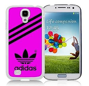 New Custom Designed Samsung Galaxy S4 I9500 i337 M919 i545 r970 l720 Phone Case With Adidas 24 White Phone Case