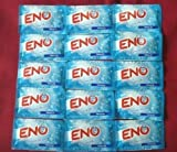 Eno 15 Fruit Salt Antacid Instant Acidity Relief Regular Flavour 5G X 15 Sachet