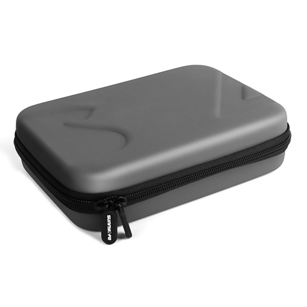 Anbee Portable Waterproof Hard Carrying Case Storage Bag Compatible with DJI Osmo Pocket and Expansion Kit