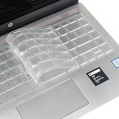HP 14 Inch Laptop Keyboard Cover Skin for HP Pavilion x360 14-CF0014DX 14.. New
