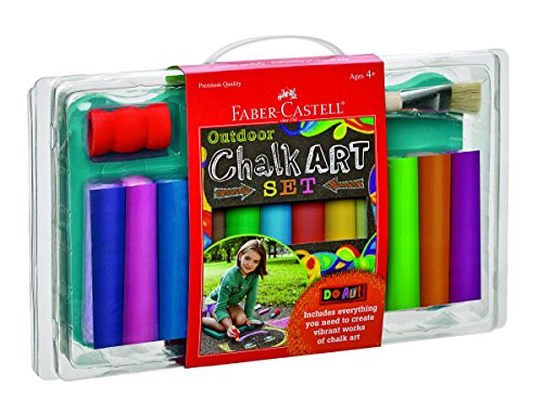 Faber Castell Art Outdoor Chalk Set product image