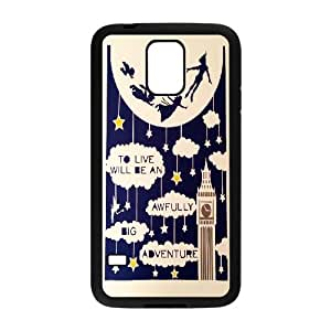 High Quality (SteveBrady Phone Case) Peter Pan - Wouldn't Grow Up For Samsung Galaxy S5 PATTERN-13