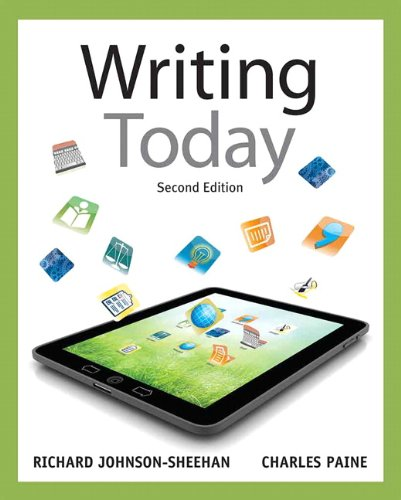 Books : Writing Today (2nd Edition)
