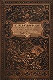 Three Verse Plays, Andrew Chavez, 1434376222