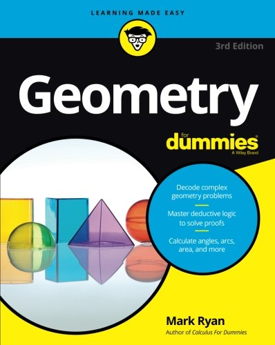 Best geometry for dummies book to buy in 2019