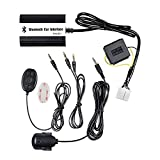 Car Stereo Radio Bluetooth AUX Adapter Kits For Honda Accord Civic CR-V Element Odyssey Pilot Fit S2000