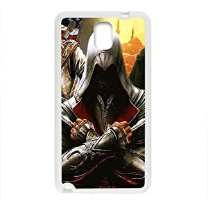 DASHUJUA Assassin's creed rogue Case Cover For samsung galaxy Note3 Case