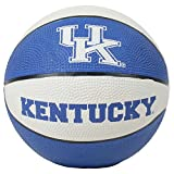 Kentucky Wildcats Mini Rubber Basketball