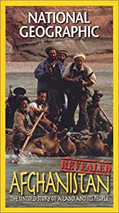 National Geographic: Afghanistan Revealed [VHS]