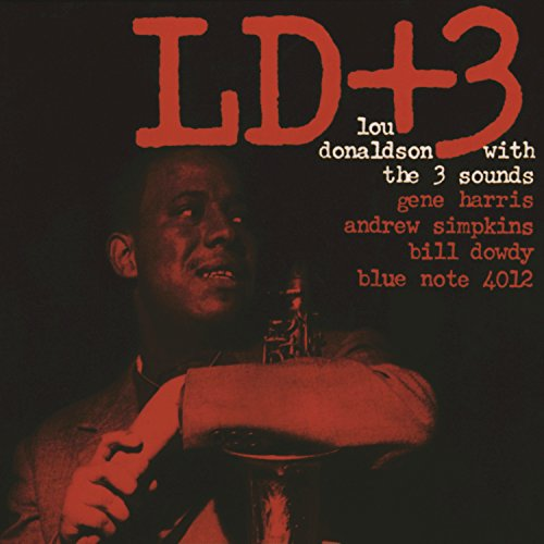 Lou Donaldson - A Man With a Horn (1999) | testedgolkes