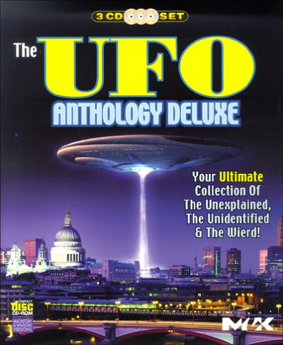 The UFO Anthology Deluxe 3 CD Set
