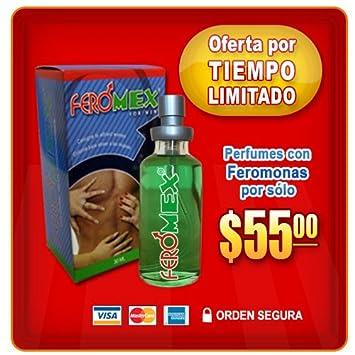 Perfume Con Feromonas Para Atraer Mujeres Feromex Fabricada En Ee Uu Beauty