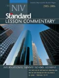The NIV Standard Lesson Commentary, , 0784716080
