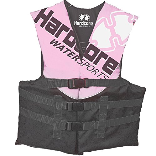 Hardcore Water Sports Youth Life Jacket Vest - US Coast Guard Approved Type III