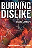 img - for Burning Dislike: Ethnic Violence in High Schools book / textbook / text book