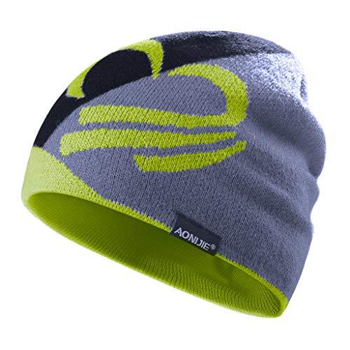 Multi Sombrero Simple Viento Punto Limón gorras Deporte de Contra Elástico Color Caliente Aire de Hombre Unisex Invierno Mujer Esquí Arcweg Libre qYwOUU