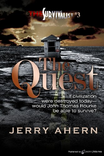 The Quest (The Survivalist Book 3) by [Ahern, Jerry]