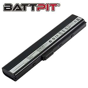 Battpit Bateria de repuesto para portátiles Asus A52F (4400mah / 48wh)