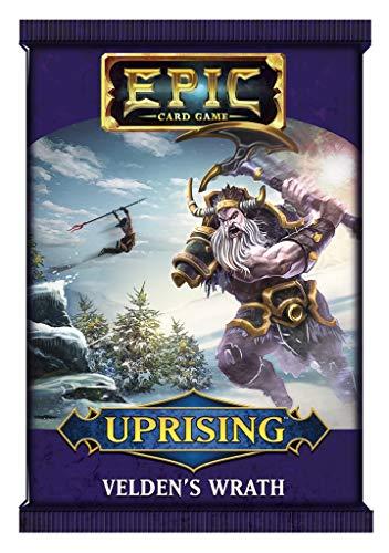 Epic Card Game Expansion: Uprising - Velden's Wrath