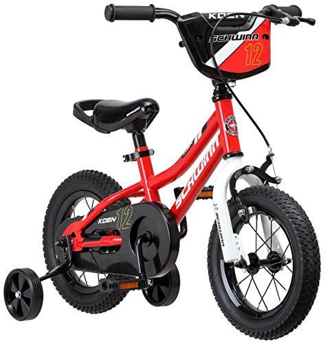 Schwinn Koen Boy's Bike with SmartStart, 12