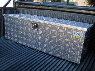 Tms Aluminum Tool Box Tote Storage For Truck Pickup Bed