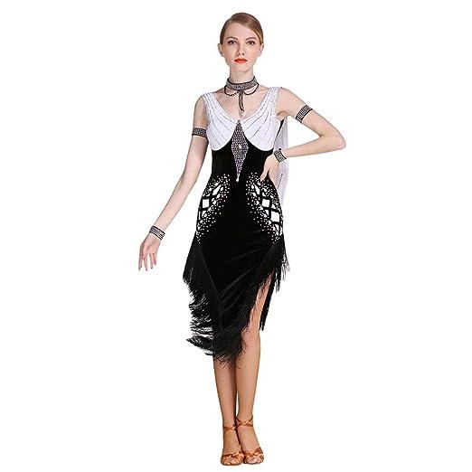 JR RJ Vestidos Dirndl Señoras Vestido de la Borla de la Danza ...