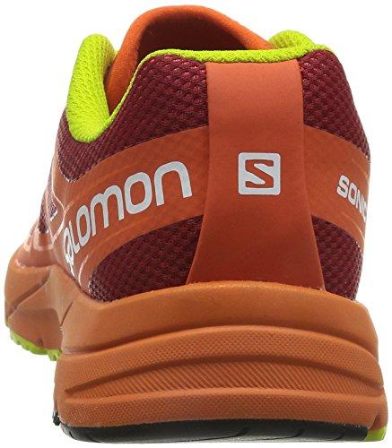 Salomon Sonic Aero Zapatillas Para Correr - SS16 Verde