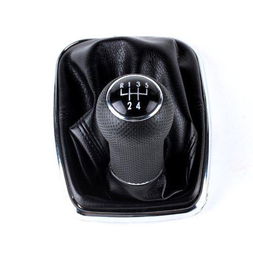 Shifter Gear Boot for 1999-2005 VW Mk4 Golf GTI R32 Jetta (2002 Gear Shift Boot)