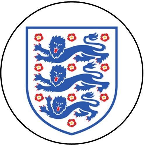 Inglaterra - Euro 2016 - Equipo (emblema de la bandera ...