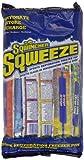 SQWINCHER 159200201 Squeeze Electrolyte Freezer Pops, 3 oz