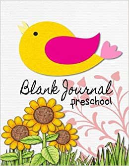 blank journal preschool blank doodle draw sketch books dartan