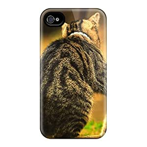 Lyg4096ufDx matties Cats Animal Kittens Image Feeling Iphone 4/4s On Your Style Birthday Gift Cover Case