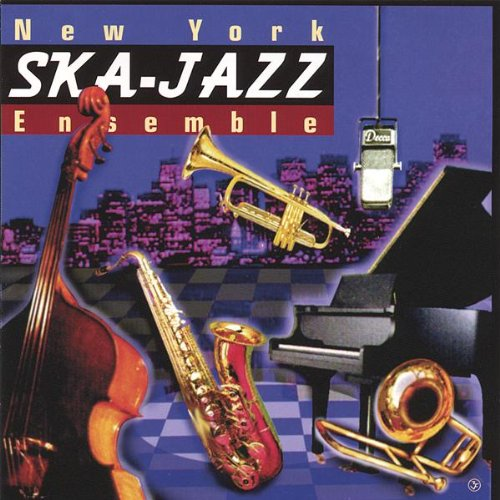 New York Ska Jazz Ensemble by Moon Ska/Caroline