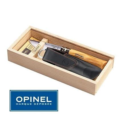 Compra Opinel-SET-Estuche con cuchillo Opinel N ° 8 Chic ...
