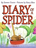Diary of a Spider, Doreen Cronin, 0060001542