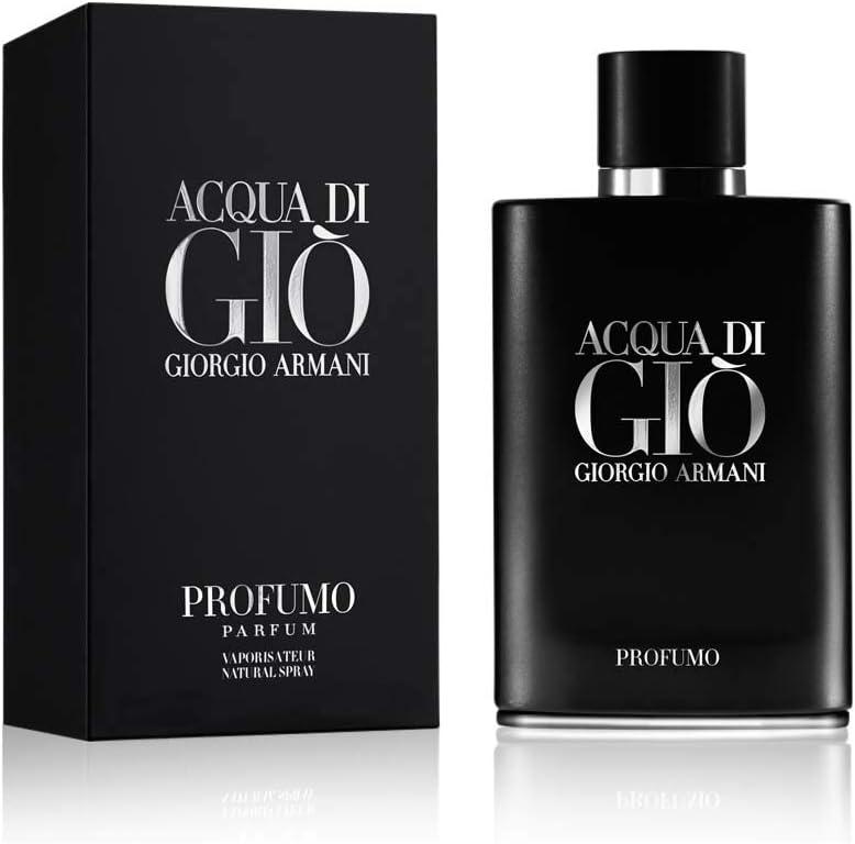 Giorgio Armani - ACQUA DI GIO HOMME, PROFUMO, agua de perfume, 180 ml