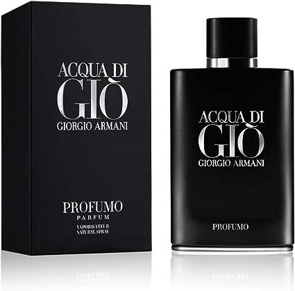 Oferta amazon: Giorgio Armani - ACQUA DI GIO HOMME, PROFUMO, agua de perfume, 180 ml