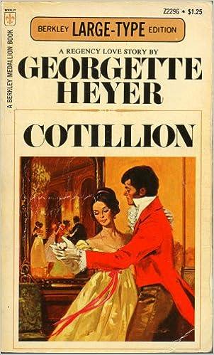 Cotillion: Georgette Heyer: 9780425022962: Amazon.com: Books