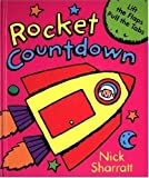 Rocket Countdown, Nick Sharratt, 1564026221
